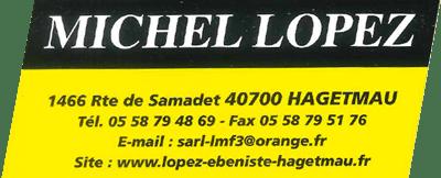 SARL Lopez Michel