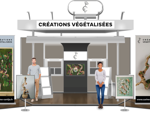 Carine Cortijo – Créations végétalisées