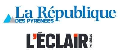 La République des Pyrénées & L'Éclair