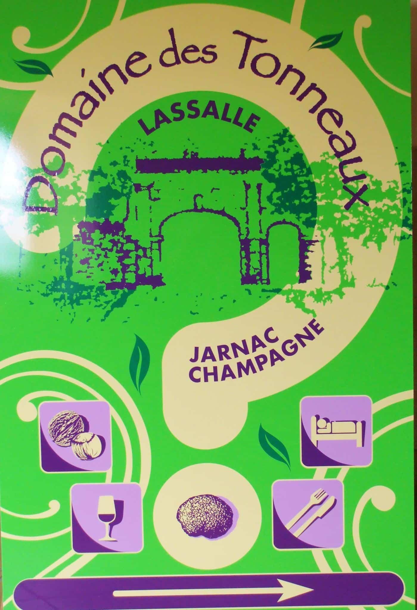 Lassalle – Domaine des Tonneaux