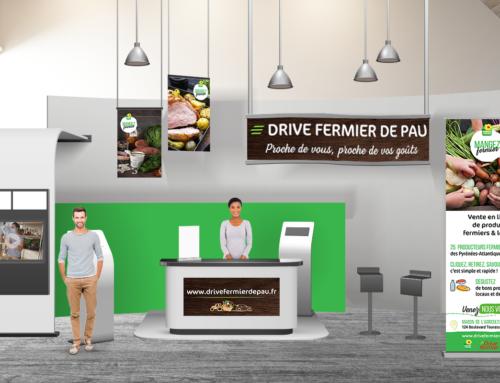 Drive Fermier de Pau